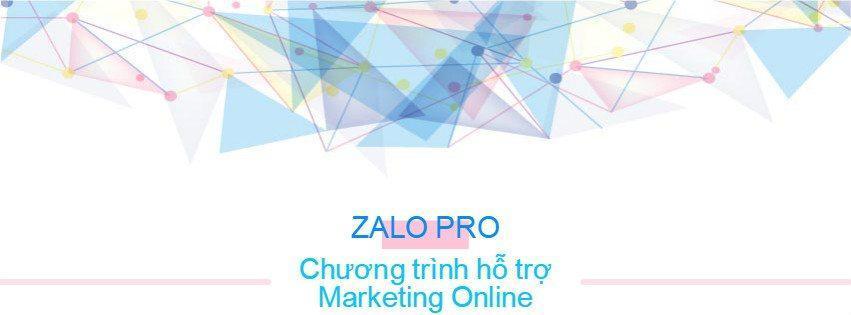 Chương trình hỗ trợ Marketing Online