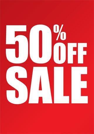 Chương trình khuyến mãi đến 50% khi mua gói Nâng cao