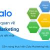Zalo Marketing